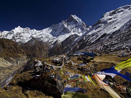 Annapurna Base Camp (7-12 days)
