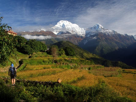 Daytrips  around Pokhara