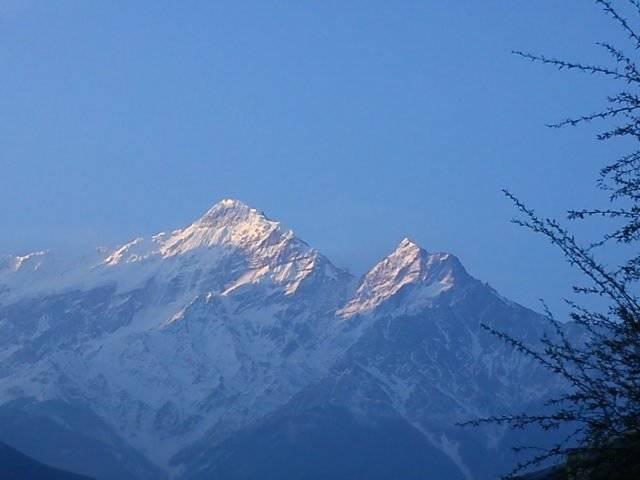 Mount Nilgiri