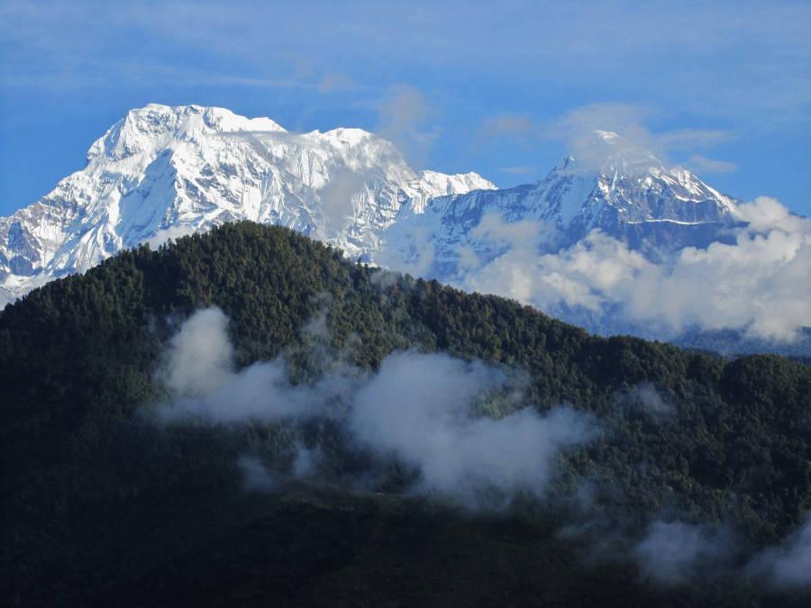 Annapurna Mountainrange
