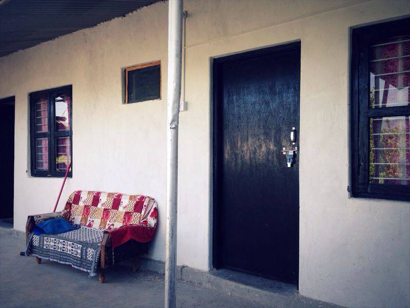 Front of Happy House - Home Stay