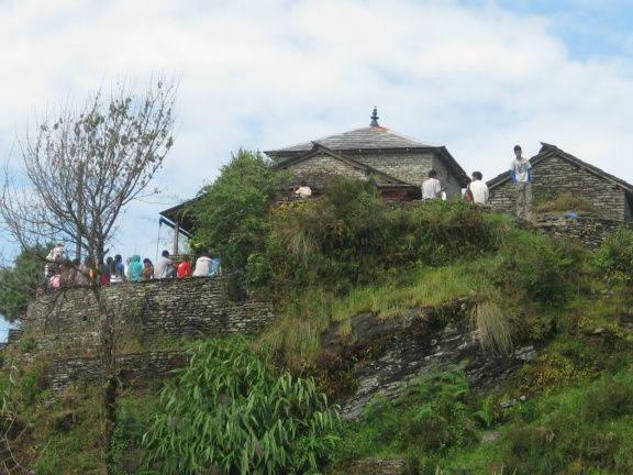 Kaski Kot Kalika Temple