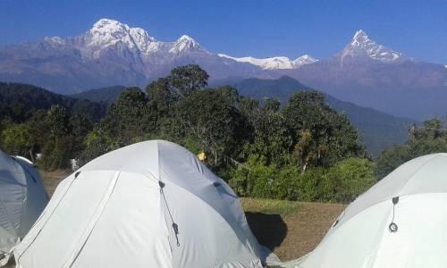 Camping & Trekking Gallery